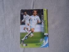 Carte panini - Euro 2008 - Autriche Suisse - N°095 - Angelos Basinas - Grèce