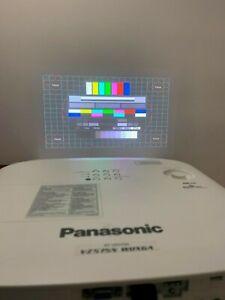 Panasonic PT-VZ575N 4800 Lumens HDMI 1920x1200 Resolution-used 1200 hrs #6