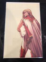 Captain Marvel 8 * NM+ * 2nd Print Carnero Virgin Variant 1st Appearance Star ⭐️