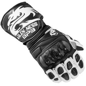 Arlen Ness Monza Motorcycle Gloves Motorbike Gloves G-175120-AN