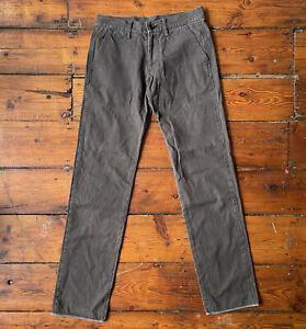 Yohji Yamamoto Grey Workwear Pants