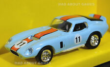 SHELBY COBRA DAYTONA COUPE 1:43 Car Model Die Cast Metal Models Miniature Gulf