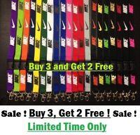 Nike Lanyard, ID Holder, Keychain.. BUY 3 & GET 2 Lanyards FREE