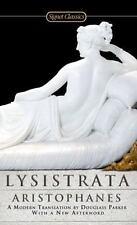 Lysistrata by Aristophanes (2009, Paperback)  isbn 9780451531247