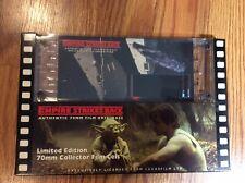 Star Wars Empire Strikes Back Limited Ed. 70mm Film Cels