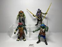 2014 MOVIE SERIES - TMNT - Teenage Mutant Ninja Turtles - Playmates - BUNDLE