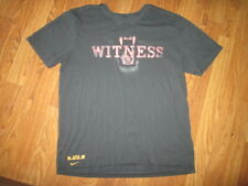 Mens Nike Dri Fit athletic tee t shirt L lg