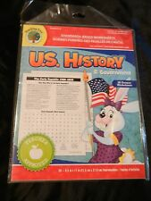 US History & Government Grade 4 5 6 Curriculum Homeschool Teachers Worksheets