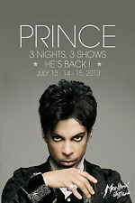 Prince : at Montreux Jazz Festival 2013