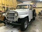 1962 Willys  1962 Willys Jeep Truck