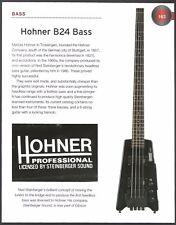 The Hohner B24 Headless Bass + Ibanez JTK1BT Jet King Guitar 6 x 8 article