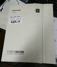 PANASONIC KX-TEA308 CCU ONLY. 3 LINES 8 EXTENSIONS 308 Advanced Hybrid System