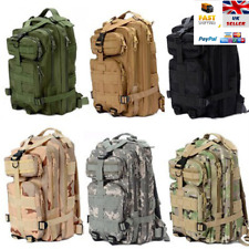 NEW Outdoor Military Rucksacks Tactical Backpack Sports Camping Trekking