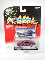 JOHNNY LIGHTNING STREET FREAKS AMERICAN GLORY 1967 FORD FAIRLANE GT NEW 1/64