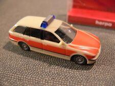 1/87 Herpa 043830 BMW 520i Touring Notarzt