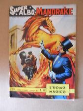 SUPER ALBO MANDRAKE n°102 1964 edizioni Spada [G284] Buono