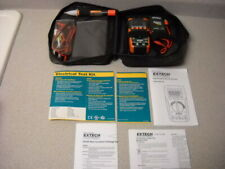 ExTech Electrical Test Instrument Kit - Troubleshooting Multimeter, Continuity +