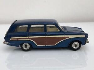 Ford Consul Cortina Super Estate Car - Corgi Toy Collectors Item