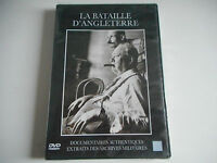 DVD NEUF - LA BATAILLE D'ANGLETERRE / DOCUMENTAIRES AUTHENTIQUES - ZONE 2