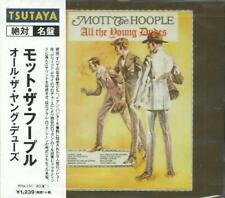 MOTT THE HOOPLE - ALL THE YOUNG DUDES 2006 JAPAN CD * NEW & SEALED *