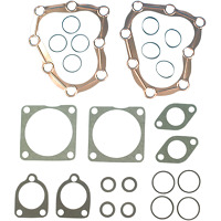 "James Gasket 45"" Flathead Copper Top End Gasket Kit 40-73 Harley Davidson WL45"