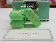 GUERLAIN JARDINS DE BAGATELLE 3 PERFUMED SOAPS 3 X 100 g
