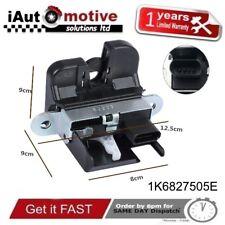 Rear Tailgate Boot Lid Lock Latch Catch Actuator For VW GOLF MK5 MK6 PASSAT SEAT