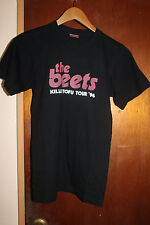 The Beets Killer Tofu Tour 96 Men's Black T Shirt Size XS Busted Tees
