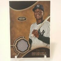 2019 Topps Tier One Game Used Relic Didi Gregorius 103/375 SP Phillies Yankees