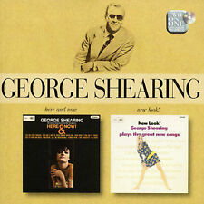 Here And Now/New Look by George Shearing (CD, Mar-2002, Emi)