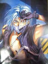 Awesome Japanese Anime Poster Manga Ninja NEW!