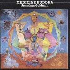 Medicine Buddha CD Jonathan Goldman New Age Relaxation Yoga Meditation MINT RARE