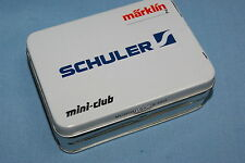 Marklin 80012 Museum car 2001 SCHULER    Z gauge