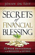 Secrets of Financial Blessing