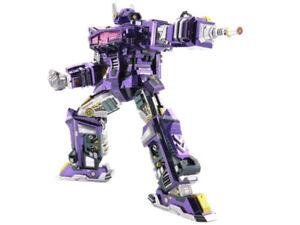 Transformers Soundwave Modélisation