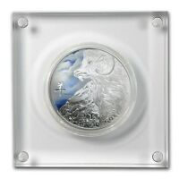 Niue - 2015- Silver $2 Proof Coin- 1 OZ Year of the Goat - Lunar Coins