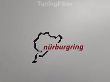 NURBURGRING Racing  JDM  Vinyl Car Sticker Decal