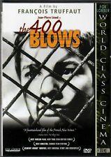 The 400 Blows (Dvd, 1999) Francois Truffaut Film