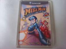 Juego De Gamecube Cubierta FRIDGE MAGNET Megaman Cubierta De Colección Aniversario