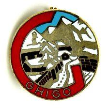 Spilla Montagna - Ghigo Diametro cm 2,6