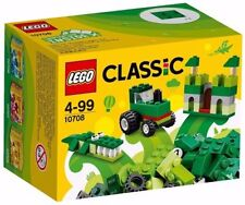 Green LEGO Bricks & Building Pieces
