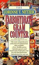 The Corinne T. Netzer Carbohydrate Gram Counter Netzer, Corinne T. Mass Market