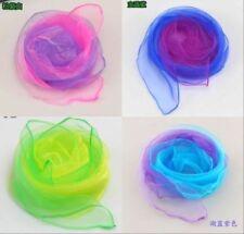 1 PCS Random Color Women fashion Wrap 50*50cm Shawl Soft Scarf used wrapee