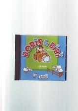 BORIS & BIBI : AT THE FARM - 2000 PC GAME - FAST POST - ORIGINAL JC EDITION VGC