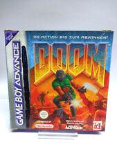 Nintendo GameBoy Advance Spiel - Doom (mit OVP) 11307266