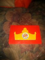Burger King * Used Collectible Gift Card NO VALUE * FD-63100