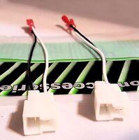 IMC Audio Speaker Connector Wire Harness for Chevrolet Vehicles 72-4568 SHGM03B Montana Mini Van 1999-2003 Pontiac 72-4568