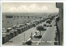 1965 Francavilla Mare DEST. Quarrata Pistoia FG B/N VG ANIM pattini barche vela