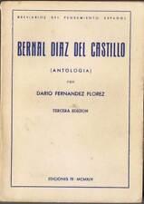 Bernal Díaz del Castillo (antología) por Darío Fernández Florez