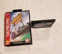 Combat Cars Sega Genesis VIDEO GAME IN CASE